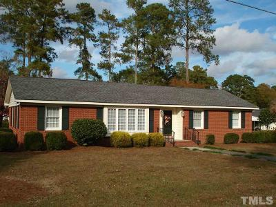 Harnett County Single Family Home For Sale: 1010 Friendly Road