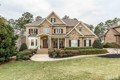 Raleigh Single Family Home For Sale: 6617 Rest Haven Drive
