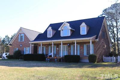 Raleigh Single Family Home For Sale: 3801 Pearl Road