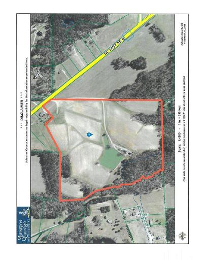 Zebulon Residential Lots & Land For Sale: 12709 S Nc 96 Highway