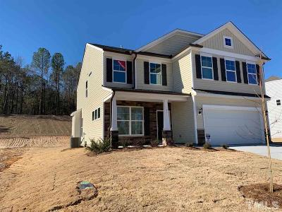 Garner Single Family Home For Sale: 71 Cliffview Drive