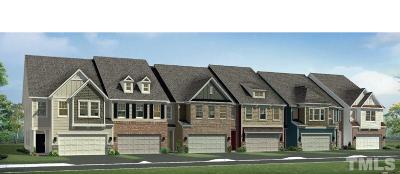 Townhouse Pending: 723 Newlyn Drive #23