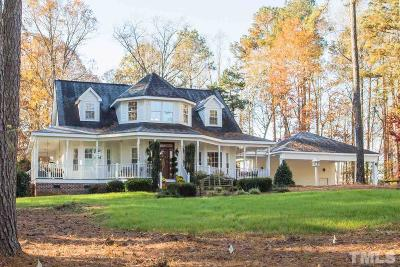 Franklin County Single Family Home For Sale: 409 Sam Horton Road