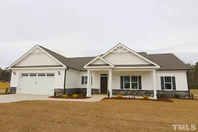 Kenly Single Family Home For Sale: 96 Fallingbrook Drive