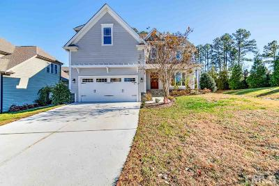 Holly Springs Single Family Home Pending: 101 Diggory Drive