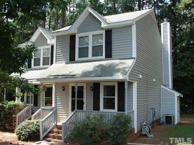 Wake Forest Rental For Rent: 1319 Wall Road