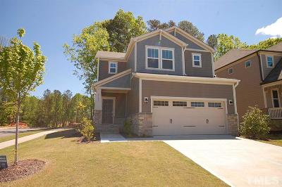 Apex Single Family Home For Sale: 2151 McKenzie Ridge Lane