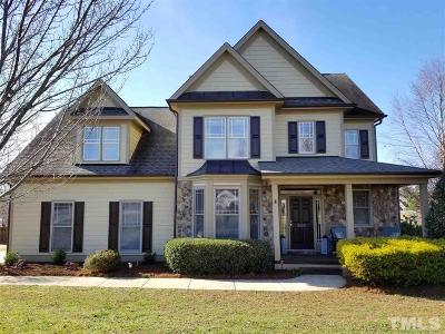 Franklin County Single Family Home For Sale: 395 Barnhill Lane