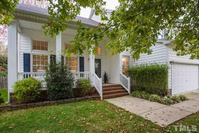 Wake County Single Family Home Contingent: 12405 Harcourt Drive