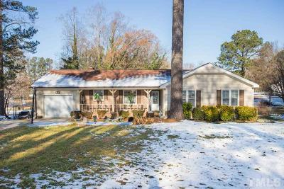 Knightdale Single Family Home For Sale: 304 Gower Drive