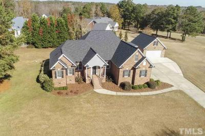 Fuquay Varina Single Family Home For Sale: 3908 Olde Waverly Way