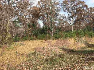 Creedmoor Residential Lots & Land Contingent: 2111 Winston Road