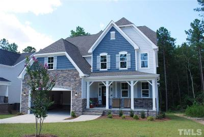 Harnett County Single Family Home For Sale: 62 Scholar Drive