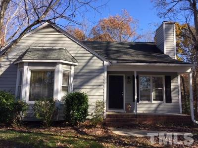 Wake Forest Rental For Rent: 334 Amherst Creek Drive