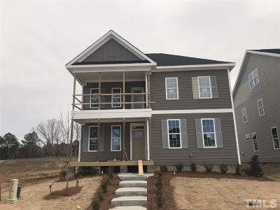 Wake Forest Single Family Home For Sale: 8916 Kitchin Farms Way #Lot 311