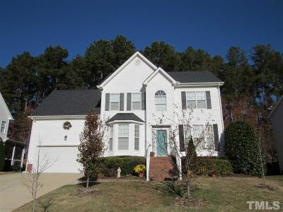 Apex Single Family Home For Sale: 1507 Patterson Grove
