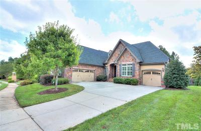 Raleigh Single Family Home For Sale: 9701 Collingdale Way