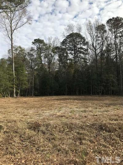 Angier Residential Lots & Land For Sale: 143 Pebble Creek Drive