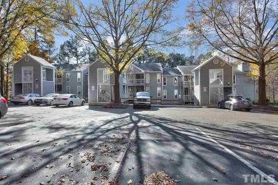 Raleigh Condo Contingent: 4641 Timbermill Court #301