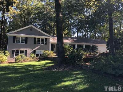 Cary Single Family Home For Sale: 108 Perth Court
