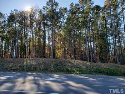 Wake Forest Residential Lots & Land For Sale: 704 Jones Dairy Road