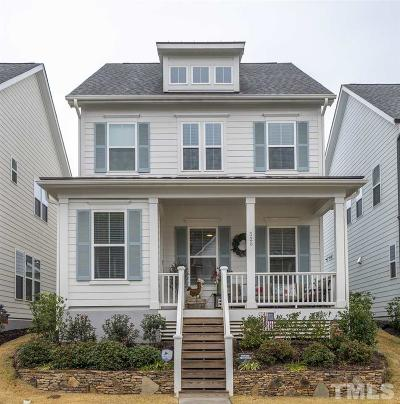 Wake Forest Single Family Home For Sale: 525 Old Dairy Drive