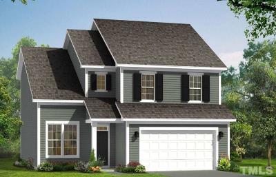 Franklinton Single Family Home Pending: 9 Baylis Street