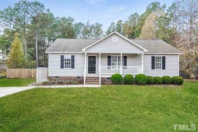 Garner Single Family Home For Sale: 232 S Ringneck Place