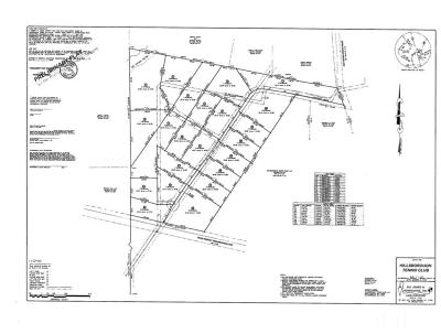 Hillsborough Residential Lots & Land For Sale: Lot 11 Old Cedar Grove Road