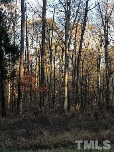 Chapel Hill Residential Lots & Land Pending: 7024 Old Nc 86 Highway