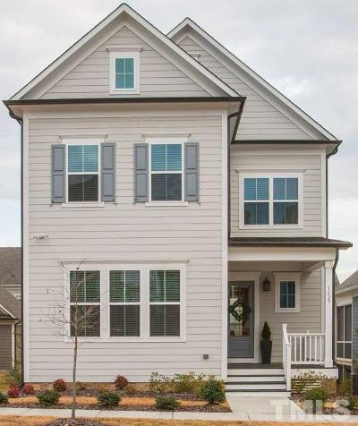 Wake Forest Single Family Home For Sale: 1629 Upper Park Road