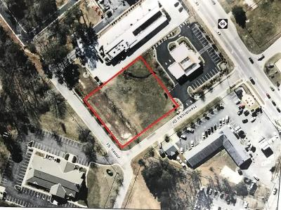Zebulon Commercial Lots & Land For Sale: 1000 Hendricks Road