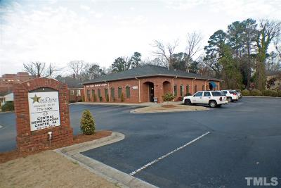 Lee County Commercial For Sale: 508 Carthage Street