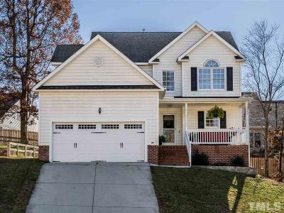 Wake Forest Single Family Home For Sale: 521 Tryst Lane