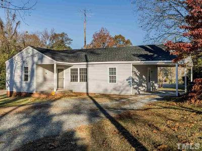 Lee County Single Family Home For Sale: 617 Midland Avenue