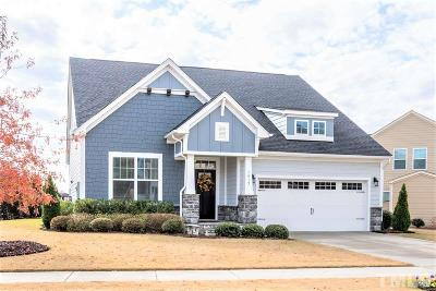Wake County Single Family Home For Sale: 1415 Padstone Drive