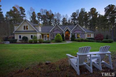 Orange County Single Family Home For Sale: 3550 Tree Farm Road