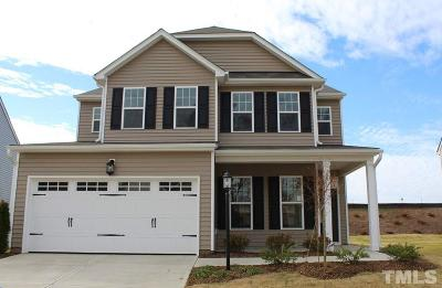 Johnston County Rental For Rent: 31 W Copenhaver Drive