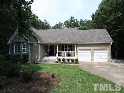 Wake Forest Rental For Rent: 537 Young Forest Drive