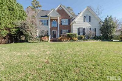 Wake Forest Single Family Home For Sale: 2712 Penfold Lane
