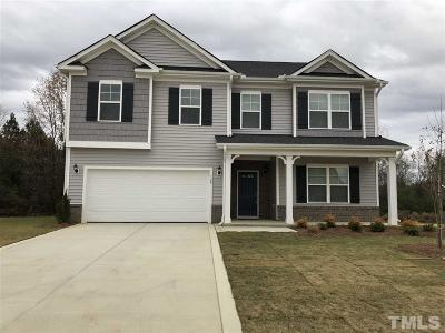 Johnston County Rental For Rent: 148 Skyway Drive