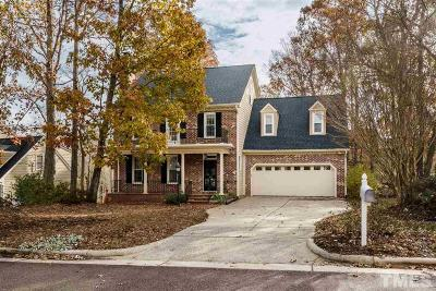 Cary Single Family Home For Sale: 108 Crosswind Drive