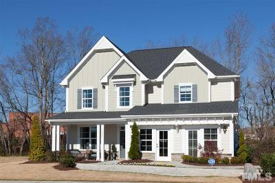 Fuquay Varina Single Family Home For Sale: 3909 Simone Lane #Lot 17