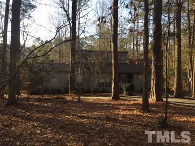 Pittsboro Rental For Rent: 114 Stone Edge