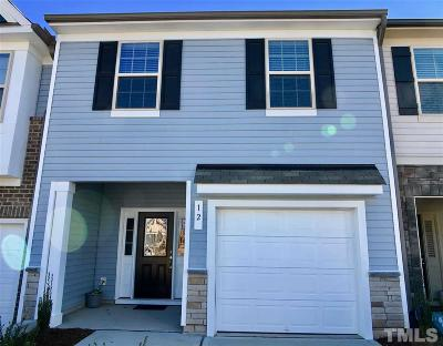 Johnston County Rental For Rent: 12 E Willow Trace Way