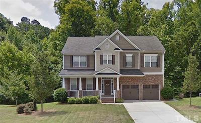 Wake Forest NC Single Family Home For Sale: $334,000