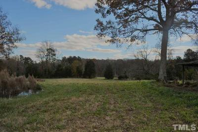 Chatham County Residential Lots & Land For Sale: 1769 Ed Clapp Road