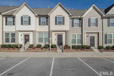 Wake Forest Townhouse Contingent: 4205 Govan Ferry Drive