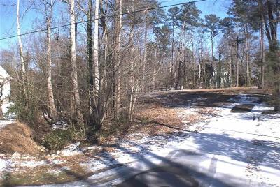 Raleigh Residential Lots & Land For Sale: 3650 Durwood Lane