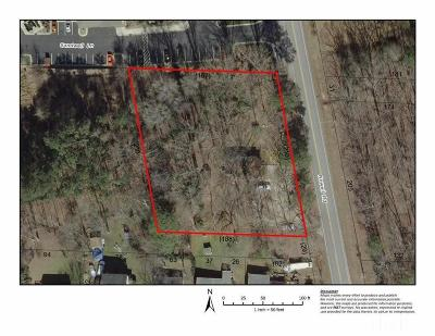 Wake County Commercial Lots & Land For Sale: 965 Nowell Road
